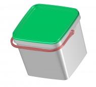 Кутия за сирене 10л.